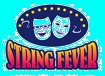 String Fever band photo and graphic design